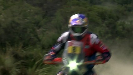 Rally Dakar 2018 South America
