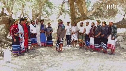 أحمد والشباب اقاموا جلسة طربية ترحبية لبرنامج #لفة_المملكة