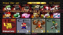 Our favorite childhood memories are Smash 64 memories — Games to Play Before You Die