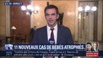 """Bébés atrophiés: le député LaRem Olivier Véran considère qu'il """"y a probablement une cause environnementale"""""""