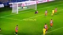 Montpellier (MHSC) 0-3 Nantes  (FCN) Résumé et Buts / Coupe de la Ligue