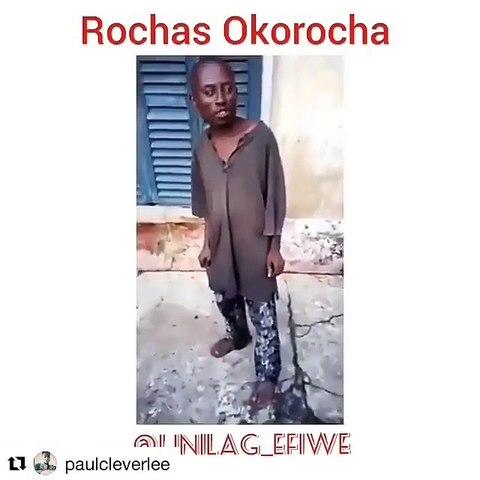 [Funny Video] Man Spell Rochas Okorocha