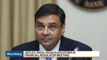 India Central Bank Chief Meets Finance Minister Amid Rift