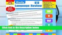 P D F] Daily Language Review Grade 4 [E B O O K] - video