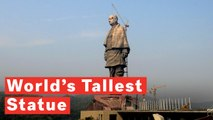 Statue Of Unity: India Inaugurates World's Tallest Statue