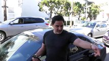 Reza Farahan Chats Allergies In Beverly Hills