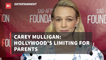 Carey Mulligan Wants Child Care On Set For Mom Actresses