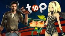 Les 10 meilleurs jeux PS VITA | TOP 10
