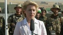 Bundeswehr-Ausstattung in der Kritik: Von der Leyen hält dagegen