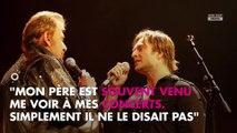 Johnny Hallyday : Son fils David répond aux rumeurs sur leur relation