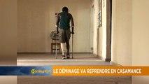 Le Sénégal veut reprendre les opérations de déminage en Casamance [The Morning Call]