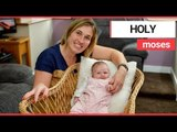 A Moses basket has been in a family for four generations   SWNS TV
