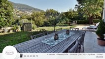 A vendre - Maison/villa - GRASSE (06130) - 5 pièces - 140m²