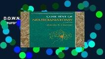D.O.W.N.L.O.A.D [P.D.F] Core Text of Neuroanatomy [A.U.D.I.O.B.O.O.K]