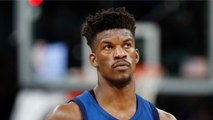 NBA's Jimmy Butler Deliberately Sitting Out To Force Trade?