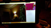 Swannanoa Palace Public Ghost Hunt SLS Cam Footage in Doooley Room_Lunar Paranormal Virginia