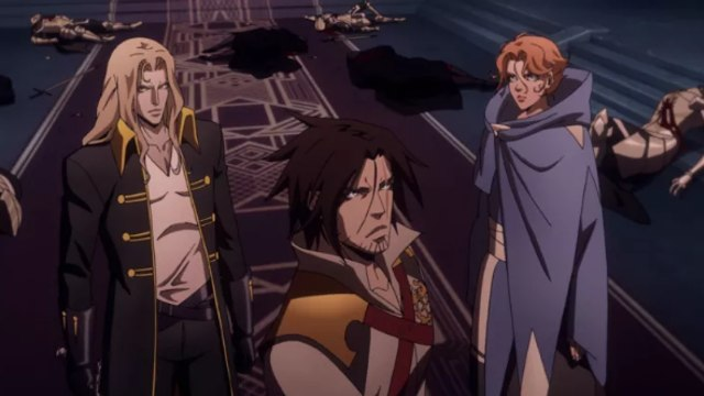 <i>Castlevania</i> Season 2, Episode 7 Recap: # For Love