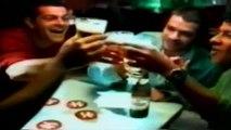 Cerveja Kaiser em 2001 (com Murilo Benício e Marcos Palmeira)
