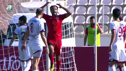 Elazığspor 0-4 Batman Petrolspor - Maç Özeti - A Spor (1)