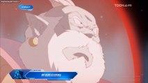 Dragon Ball Super – Preview FR - épisode 85 - Univers 7 Buu C17 Jiren   Chaque Univers passe à l'action. Résoudre les problèmes.