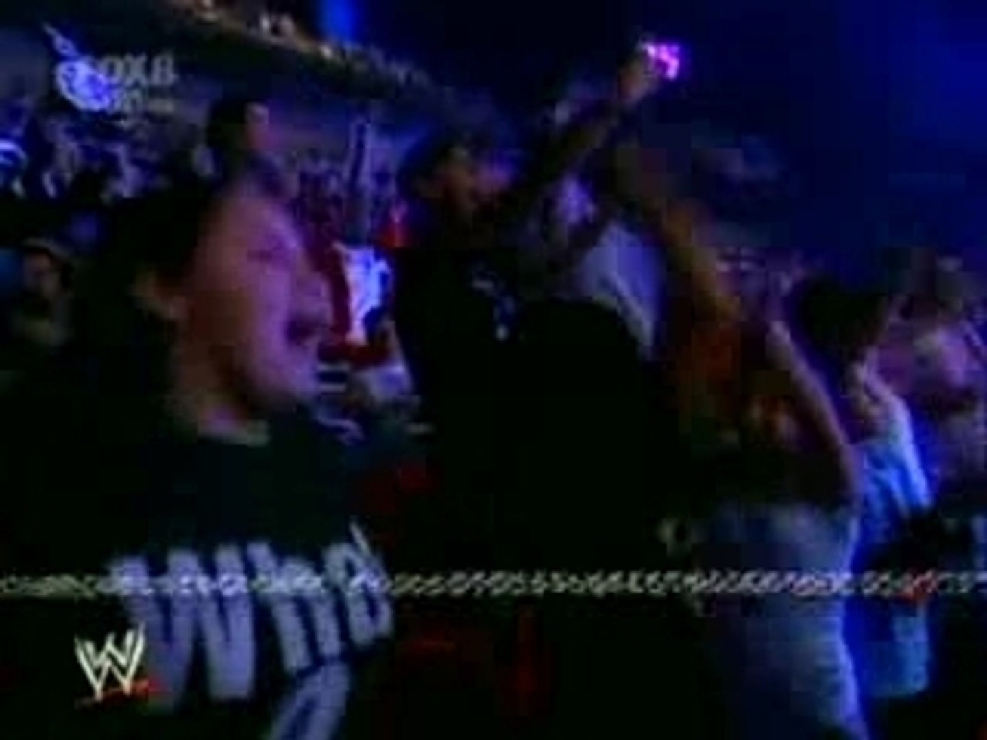 WWe Smackdown 28/12/2007 Greatest Match 2007 Part 4
