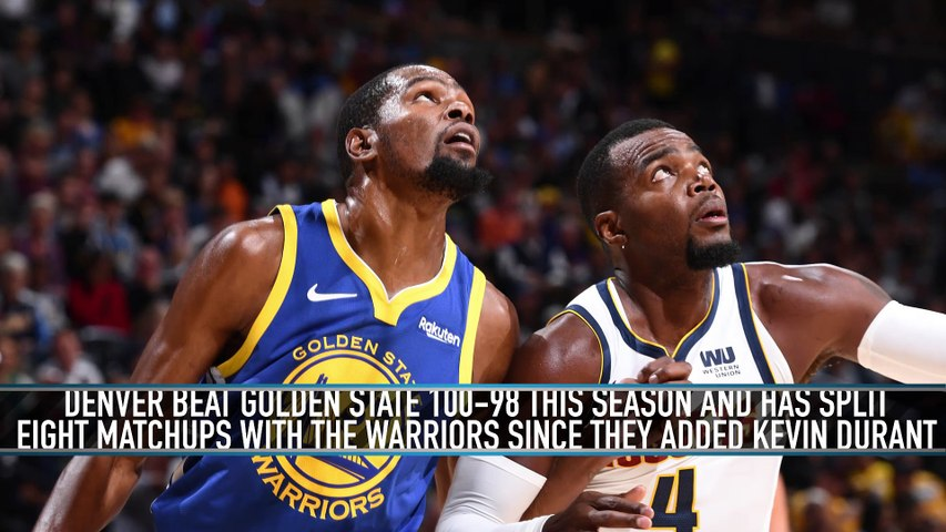 Can the Nuggets Take Down the Warriors?