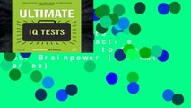 [P.D.F] Ultimate IQ Tests: 1000 Practice Test Questions to Boost Your Brainpower (Ultimate Series)