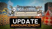 Tournois Stronghold Kingdoms - Teaser d'annonce