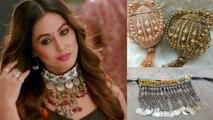 Hina Khan aka Komolika की Jewellery आसानी से आप खरीद सकेंगे मार्केट से  | Boldsky