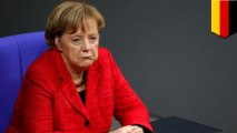 Angela Merkel stepping down as chancellor in 2021