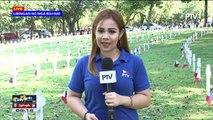 Update sa sitwasyon sa Libingan ng mga Bayani ngayong Undas