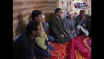 Farooq Abdullah Visits Er. Hilal Ah. Sofi Residence His Sister Passed Away