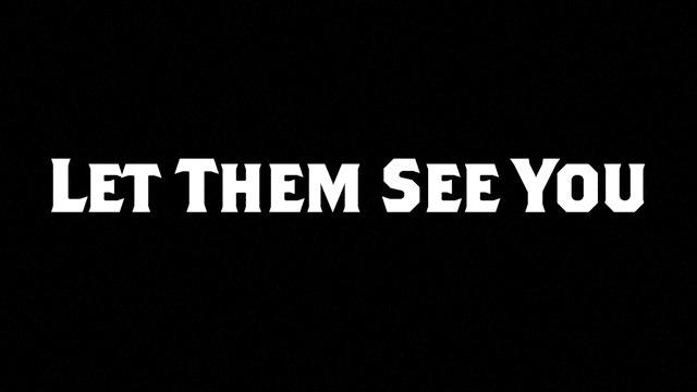 JJ Weeks Band - Let Them See You