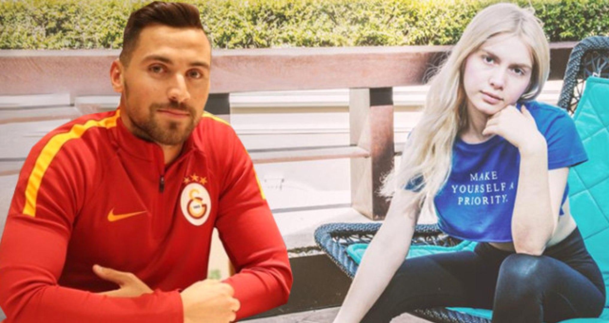 Aleyna Tilki, Galatasaraylı Futbolcu Sinan Gümüş'le Aşk İddialarını Yalanladı
