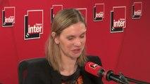 Agnès Pannier-Runacher répond aux questions d'Alexandra Bensaid sur France Inter