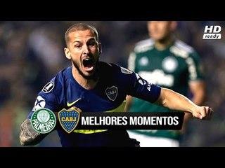 Palmeiras 2 x 2 Boca Juniors - BENEDETTO DE NOVO - Melhores Momentos (HD 60fps) 31/10/2018