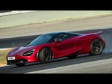 New McLaren 720S Supercar: On The Track