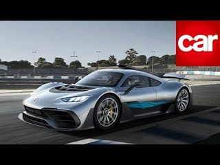 Mercedes-AMG Project One | The Ultimate Hypercar?  Frankfurt Motor Show 2017
