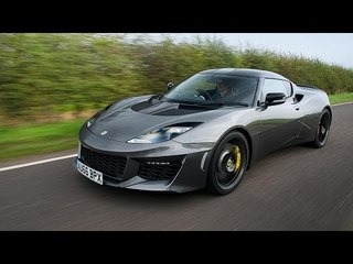 Lotus Evora Sport 410 review: less, for once, is more