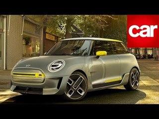 Mini Electric Concept | Frankfurt Motor Show 2017