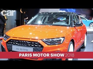 Audi A1   Paris Motor Show