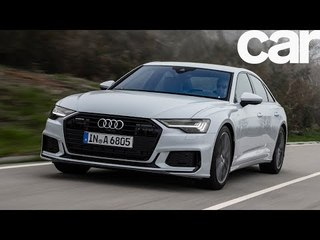 New Audi A6 saloon review: the jack-of-most-trades exec