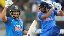 India VS West Indies 5th ODI: Rohit Sharma quickest to 200 sixes in ODI | वनइंडिया हिंदी