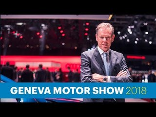 Geneva motor show 2018: the editors of CAR magazine go trend-spotting