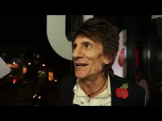 StubHub Q Awards 2016 Interviews: The Rolling Stones' Ronnie Wood