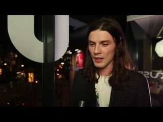 StubHub Q Awards 2016 Interviews: James Bay winner of Q Best Solo Artist