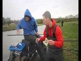 Luke Banford at Rycroft Fisheries