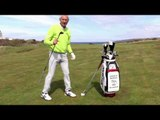 Golf swing tips - Master the Links - Bump and Run
