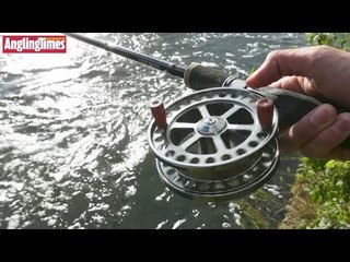River fishing with our special offer trotting set, available now!