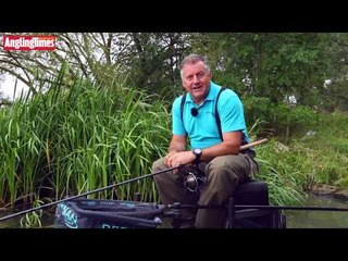 Bream fishing with the Drennan Acolyte Feeder Rod (review)